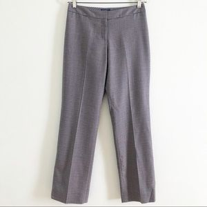 PENDLETON Pleated Houndstooth Trouser Pants